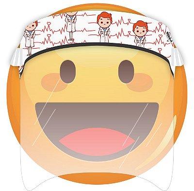 Máscara de Proteção Facial Total - Doutor