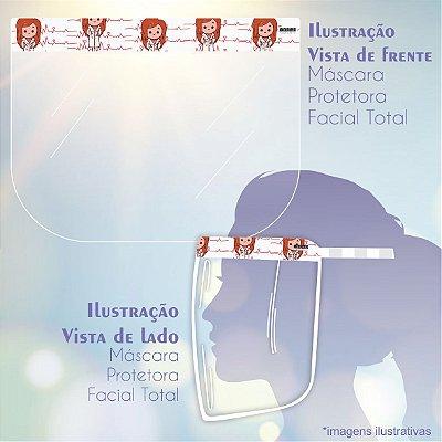 Máscara de Proteção Facial Total - Doutora