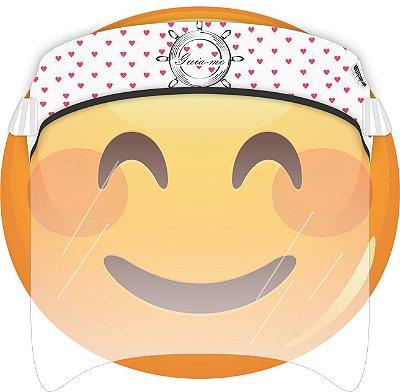 Máscara de Proteção Facial Total - Guia-me