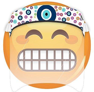 Máscara de Proteção Facial Total - Mau Olhado