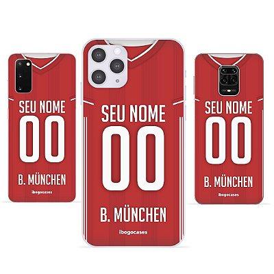 Camisa Bayern Munchen Temporada 20-21