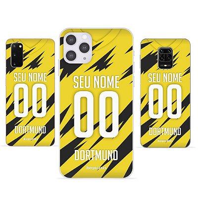 Camisa Borussia Dortmund Temporada 20-21