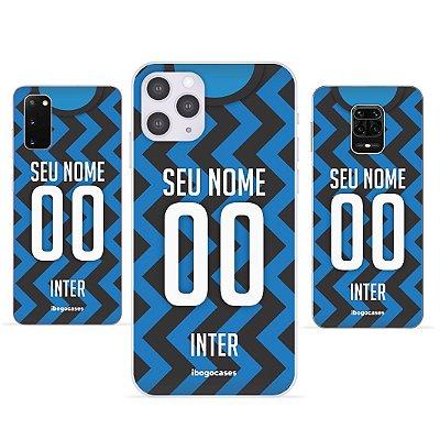 Camisa Inter de Milão Temporada 20-21