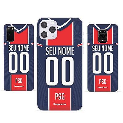 Camisa PSG Temporada 20-21