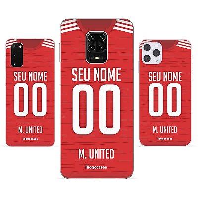 Camisa Manchester United Temporada 20-21