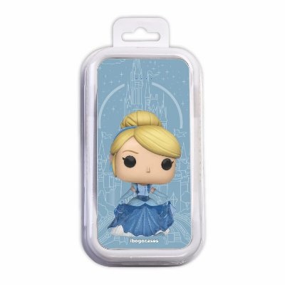 Carregador Portátil Power Bank - Cinderella