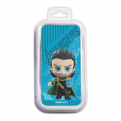 Carregador Portátil Power Bank - Loki