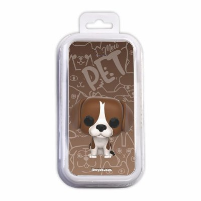Carregador Portátil Power Bank - Cachorro Beagle