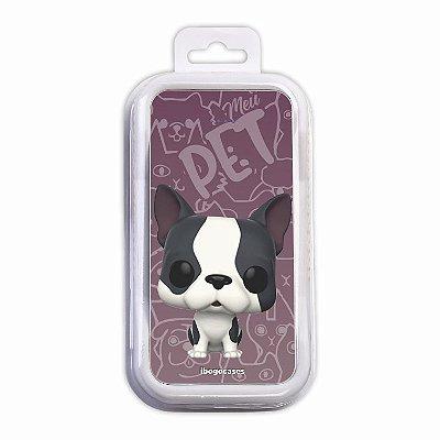 Carregador Portátil Power Bank - Cachorro Bulldog Francês