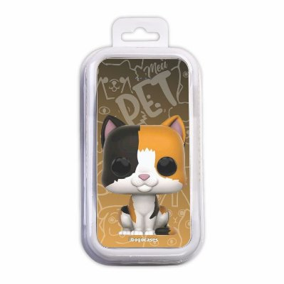 Carregador Portátil Power Bank - Gato Calico