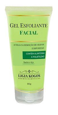 Gel Esfoliante Facial Ligia Kogos 80g