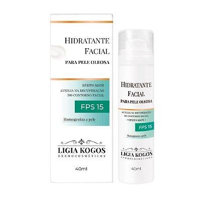 Hidratante para Pele Oleosa Ligia Kogos 40ml