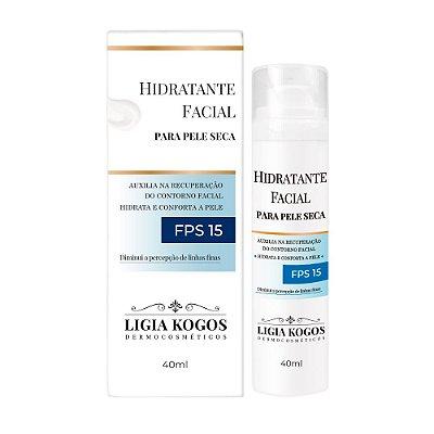 Hidratante para Pele Seca Ligia Kogos 40ml