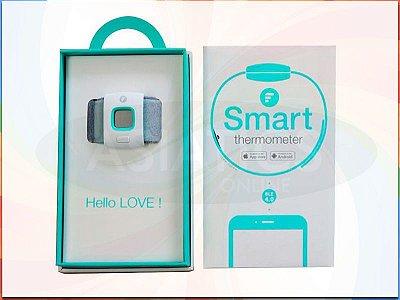 Smart Termômetro Inteligente Bluetooth 4 Crianças Ate 4 Anos