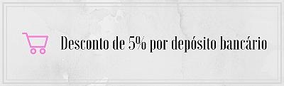 Banner desconto de 5% por depósito