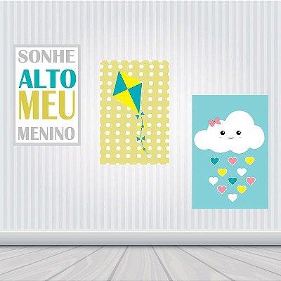 Placas Decorativas : Infantil