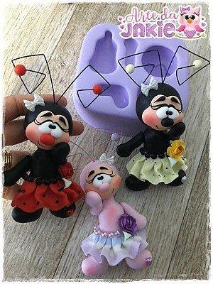 Love Bugs P (13) MOLDE Jakie