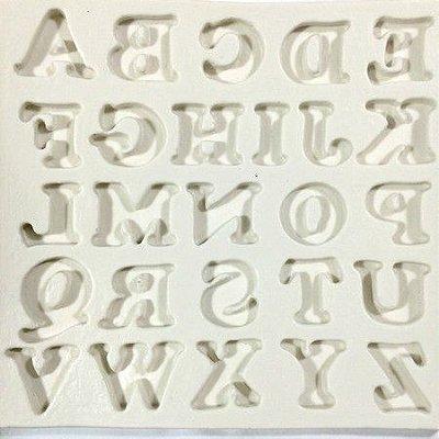 Molde Alfabeto GG 0082
