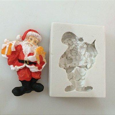 Molde Papai Noel Porcelana 0138