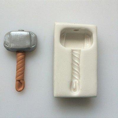 Molde Martelo Do Thor 158