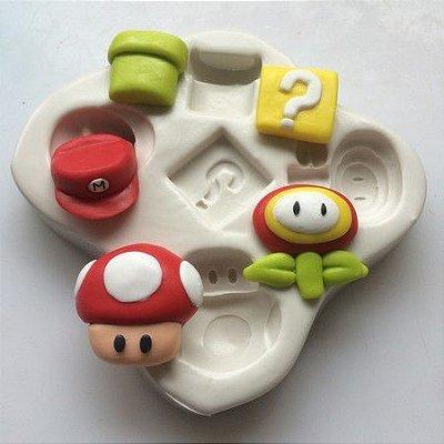 Molde Kit Mario Bros 0175