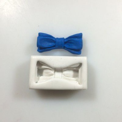 Molde mini laço 0189