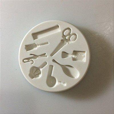 Molde Miniaturas de salão 0202