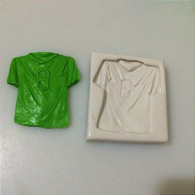 Molde Camisa de jogador 0222