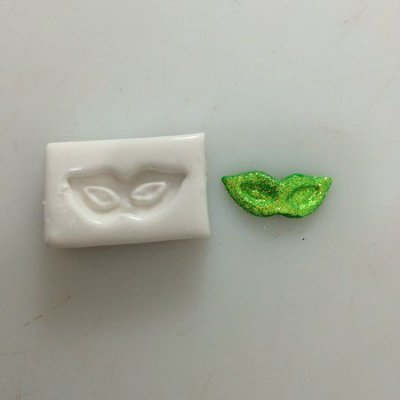 Molde Mini Máscara 274