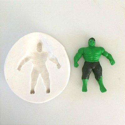 Molde Hulk 7cm 0279
