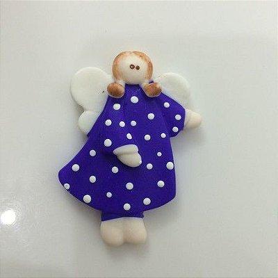 Molde Anjinha Com Uma Mão Para Baixo 0364