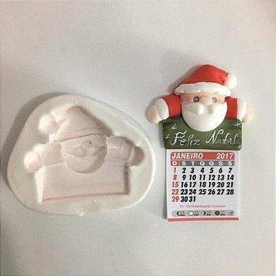 Molde Papai Noel com Plaquinha 567
