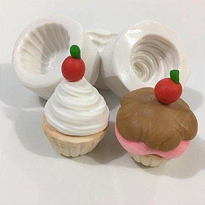 Molde Cupcake 3d 729