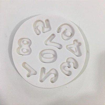 Molde Números 2cm 745