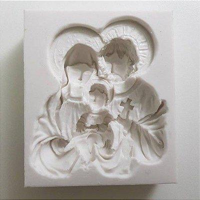 Molde Sagrada Família 1052