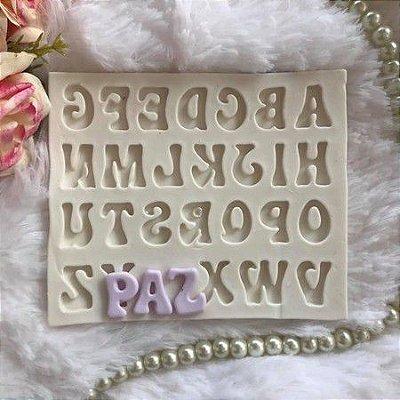 Molde Alfabeto 1808