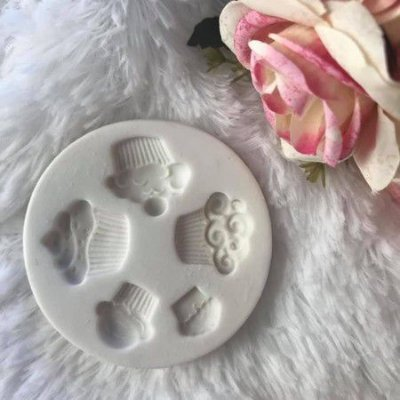 Molde Micro Cupcakes 1935