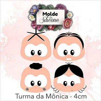 Turma da Monica Cabecinha 066