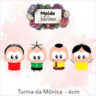 Cortador Turma da Monica