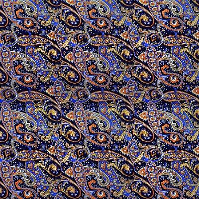 Guardanapo de papel Estampa Azul