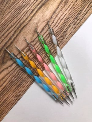 Micro boleadores coloridos 5unid