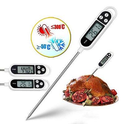 Termômetro Digital Culinário