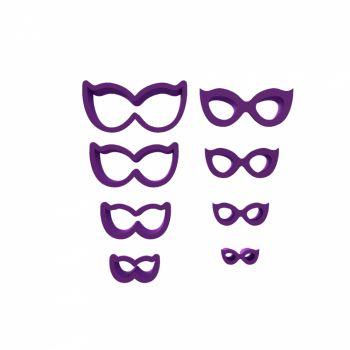 kit cortador oculos de gatinho