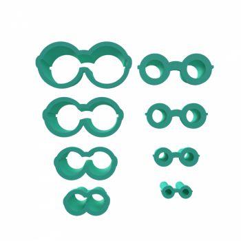 Kit òculos redondos
