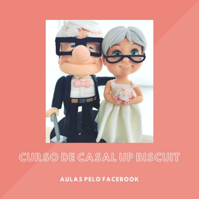 Curso de Biscuit Casal Up
