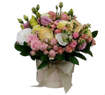 Flores Mistas In Box