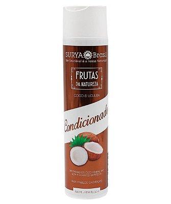 SURYA CONDICIONADOR COCO & UCUUBA 300ML