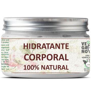 BHAVA HIDRATANTE CORPORAL NATURAL 160g