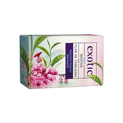 Sabonete Davene EXOTIC Japan 170gr