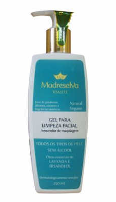 MADRESELVA GEL PARA LIMPEZA FACIAL